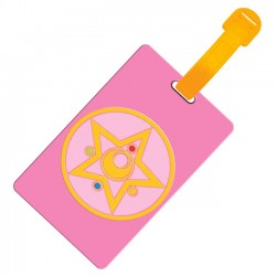 Sailor Moon Crystal Star Luggage Tag