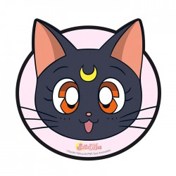 Sailor Moon Mouse Pad Luna