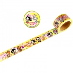 Akubi Girl Washi Tape Good Friends