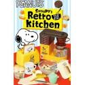 Snoopy Retro Kitchen Re-Ment