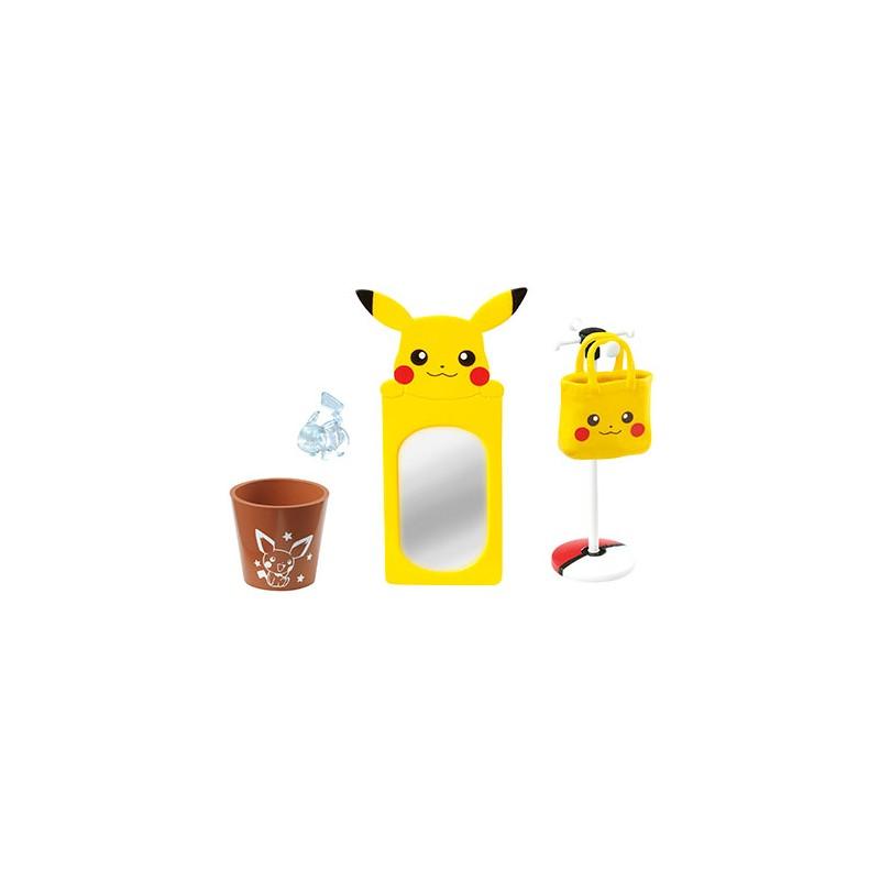 Re-Ment Pikachu Room - Kawaii Panda - Making Life Cuter