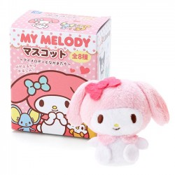 My Melody Mini Plush Mascot Series