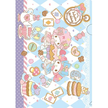 Maison Julietta My Melody & Piano File Folder