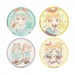 Chara Cre! Hatsune Miku Button Badge
