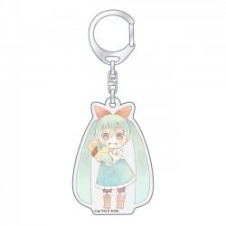 Chara Cre! Hatsune Miku Keychain