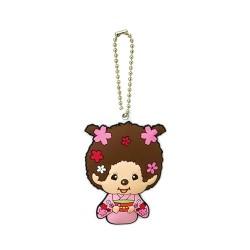 Monchhichi Sakura Kimono Charm