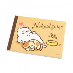 Bloc Notas Neko Atsume Heart