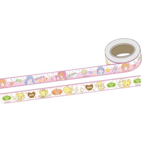 Cardcaptor Sakura Tomoyo Kero Washi Tapes Set