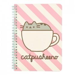 Pusheen Catpusheeno A5 Notebook