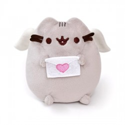 Peluche Mini Pusheen Cupid