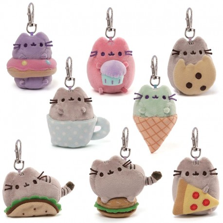 Pusheen Charm Snack Time Series
