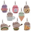 Porta-Chaves Pusheen Snack Time Series