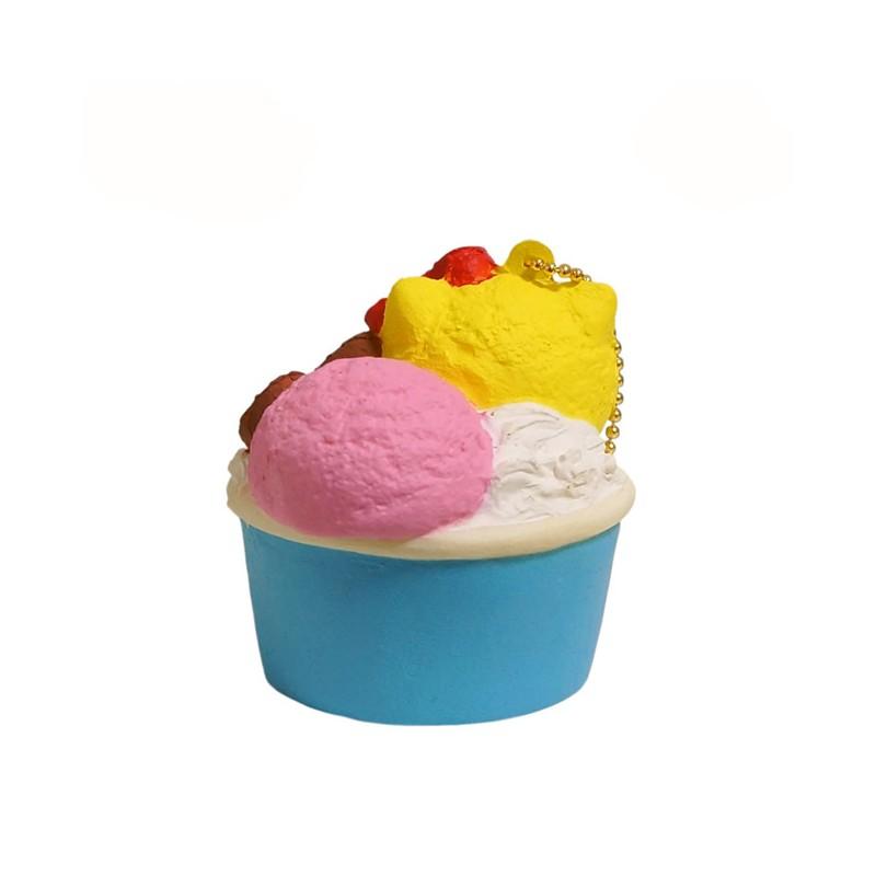 Hello Kitty Ice Cream Squishy - Kawaii Panda - Making Life Cuter