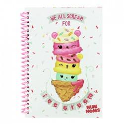 Caderno A5 Num Noms Ice Cream