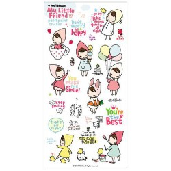 Stickers My Little Friend Petit Point