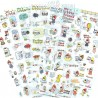 My Little Friend Planner Stickers Set