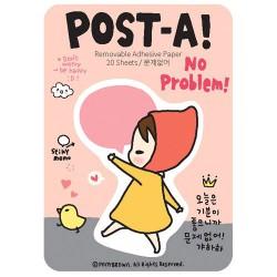 Post-Its Post-A! Mariffe No Problem