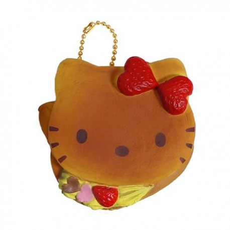 Hello Kitty Pancake Squishy
