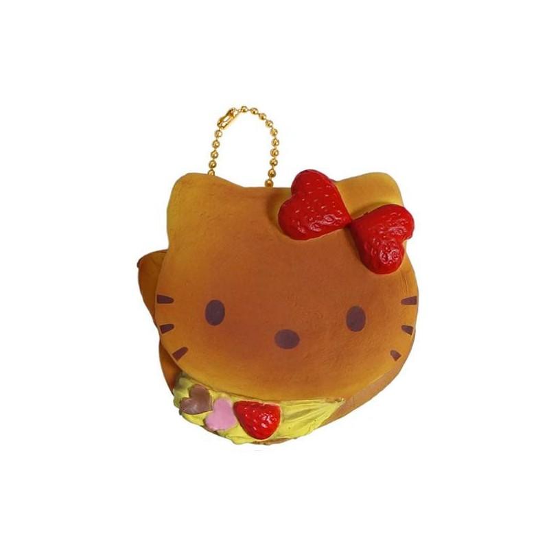 Hello Kitty Pancake Squishy Kawaii Panda Making Life Cuter