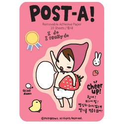 Post-Its Post-A! Mariffe Cheer Up