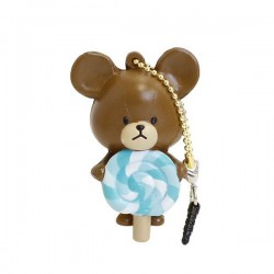 Bear School Candy Squishy