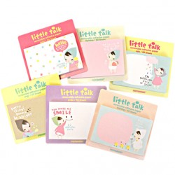 Little Talk Mariffe Sticky Notes