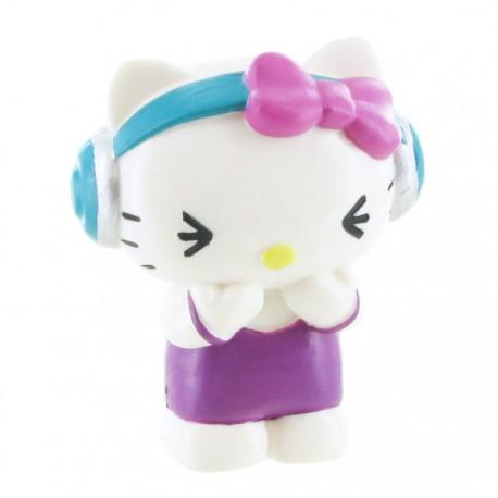 Hello Kitty Music Mini Figure