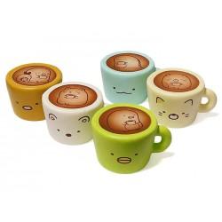 Squishy Sumikko Gurashi Latte Cup