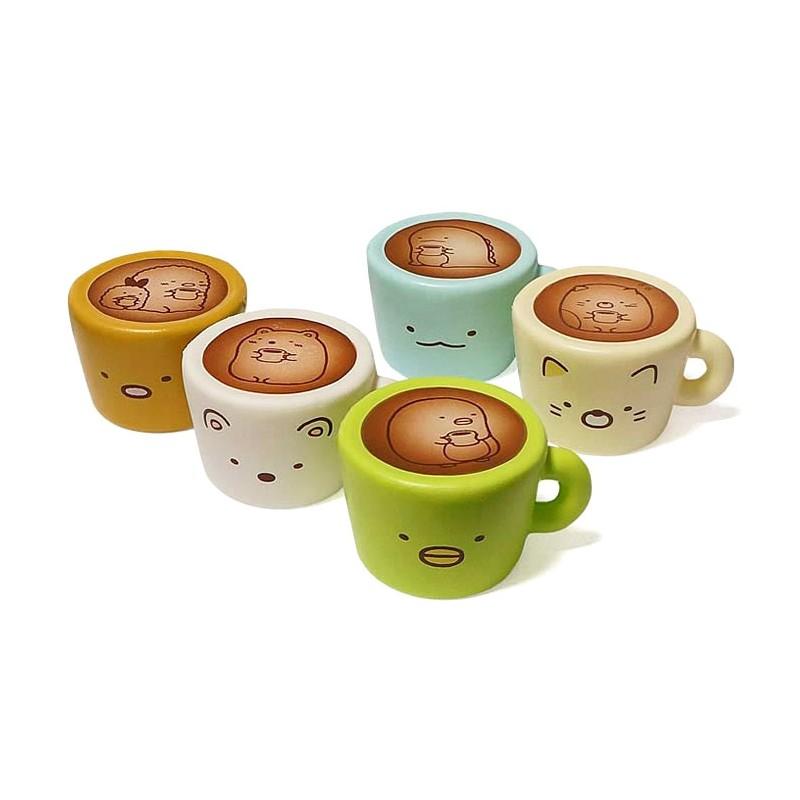 Sumikko Gurashi Latte Cup Squishy Kawaii Panda Making
