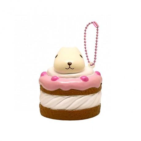Kapibara San Cake Squishy