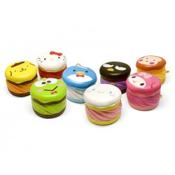 Sanrio Characters Puchi Cake Squishy