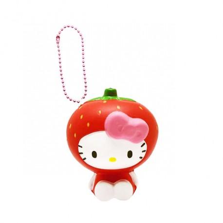 Squishy Hello Kitty Fruits Market Strawberry