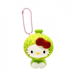 Hello Kitty Fruits Market Melon Squishy