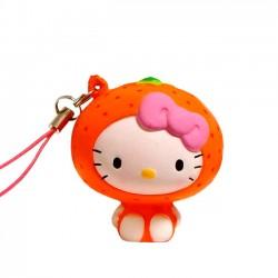 Hello Kitty Orange Squishy