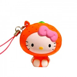 Squishy Hello Kitty Orange