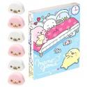 Mamegoma Yurumame Life Memo Book