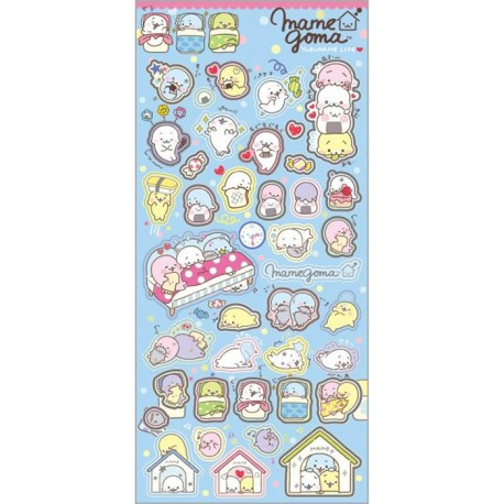 Stickers Mamegoma Yurumame Life