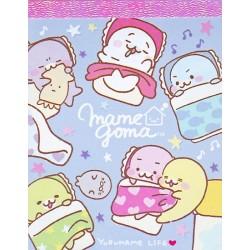 Mamegoma Yurumame Life Mini Memo Pad