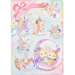 Sentimental Circus Lost Star Parade File Folder