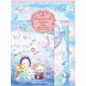 Sentimental Circus Glittering Tears Letter Set