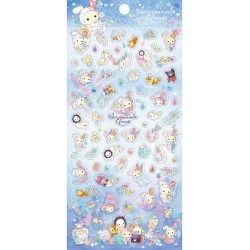 Sentimental Circus Glittering Tears Stickers