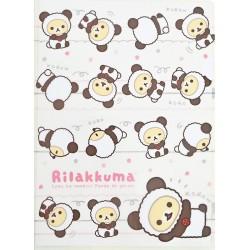 Pasta Documentos Rilakkuma Panda