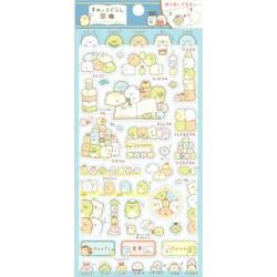 Stickers Sumikko Gurashi Daigaku Planner