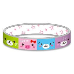 Deco Tape Kawaii Animal Faces