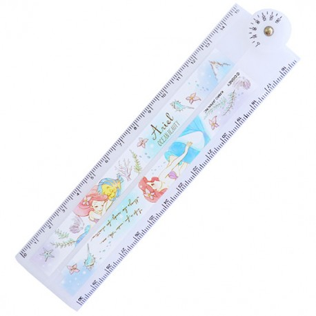 Ariel Ocean Beauty Foldable Ruler