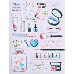 Like A Muse File Folder