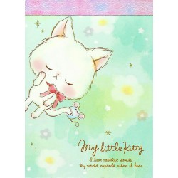 My Little Kitty Mini Memo Pad