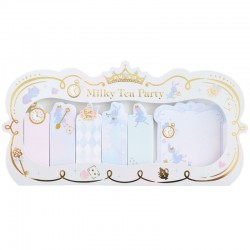 Milky Tea Party Sticky Notes