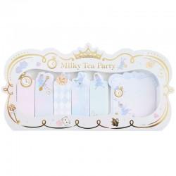 Post-Its Milky Tea Party