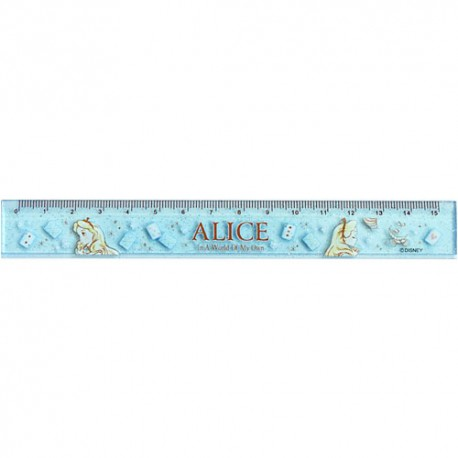 Alice Tea Time Ruler